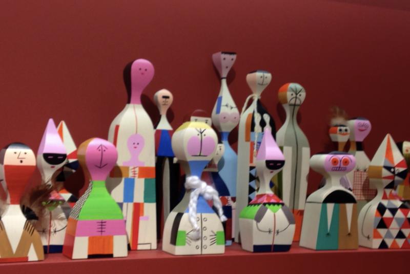 """Les """"Poupées Wooden dolls"""""""