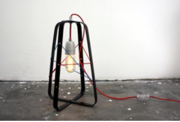 Lampe en Kit ! Studio Hamerhaai