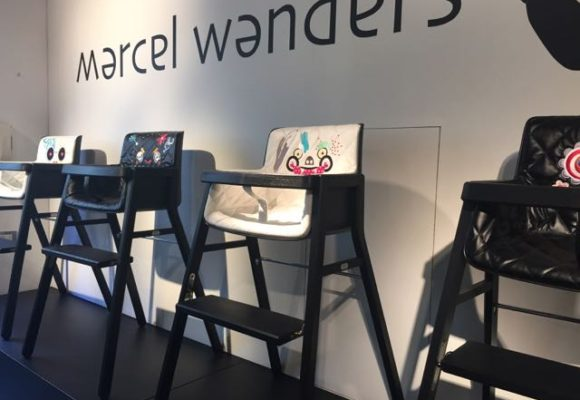 "Enfin une collection ""enfant"" qui ravie les parents, Marcel Wanders"