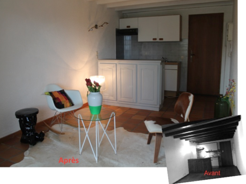 Home staging d'un studio pour le duo Artymooï